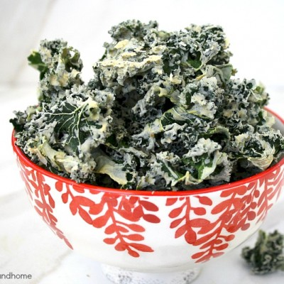 Habanero Kale Chips   The Healthy Family and Home