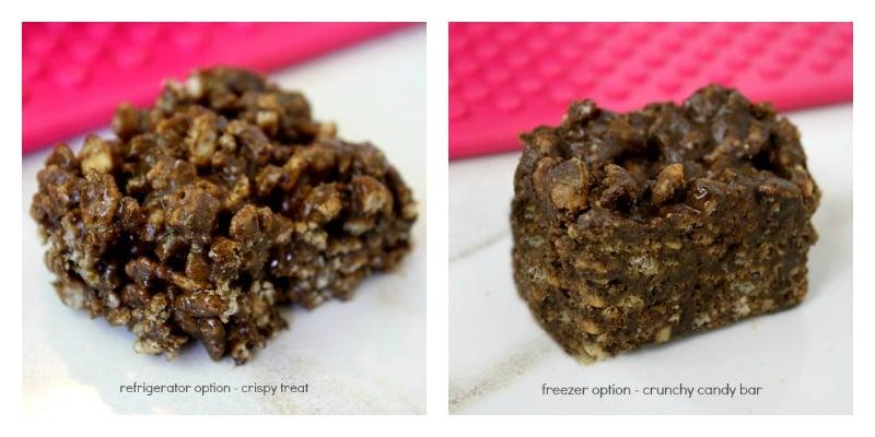 Fudgy-Peanut-Butter-Crispy-Squares