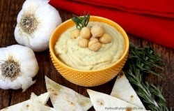 Rosemary-with-Roasted-Garlic-Hummus