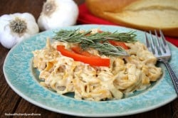 Sweet-Potato-Fettuccine-and-Rosemary-with-Roasted-Garlic-Sauce