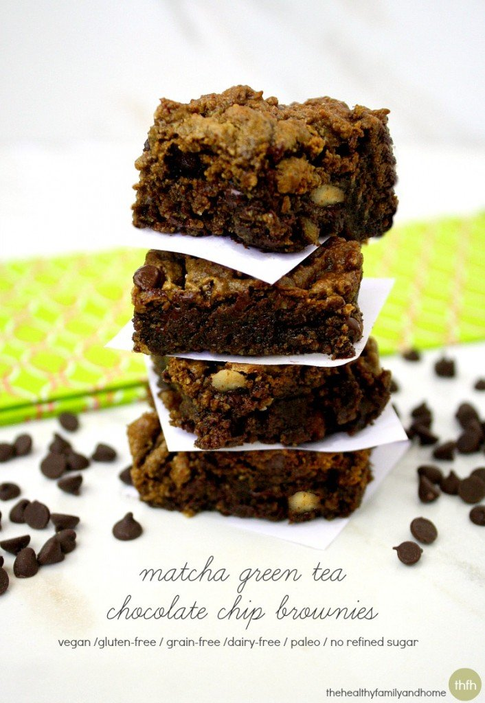 Matcha-Green-Tea-Chocolate-Chip-Brownies
