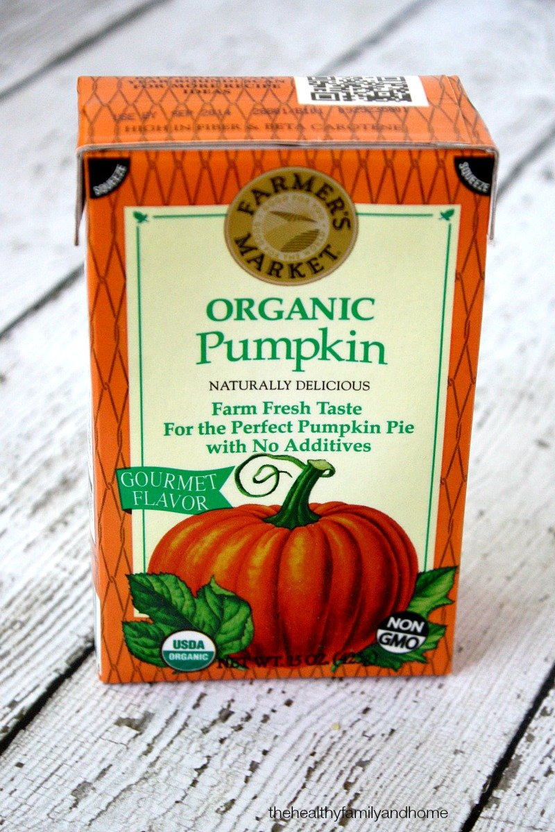 Farmers Market Organic Pumpkin - The Green Polka Dot Box | The Healthy Family and Home