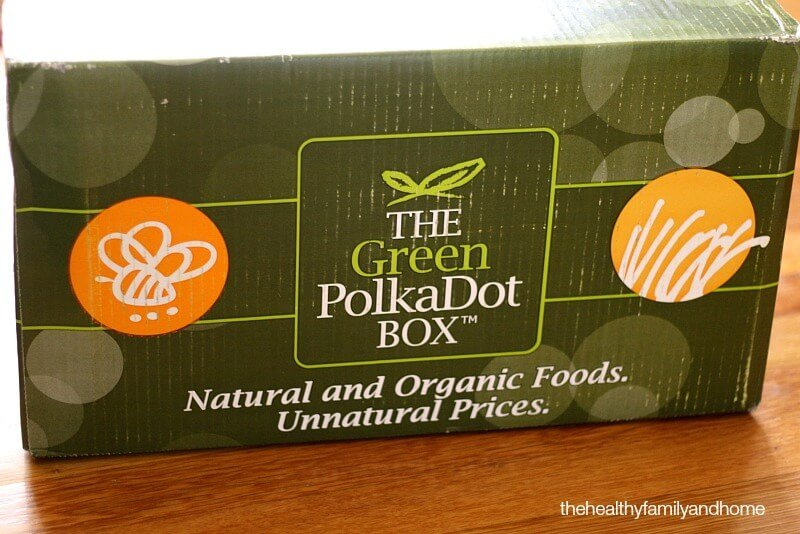 The Green Polka Dot Box Review