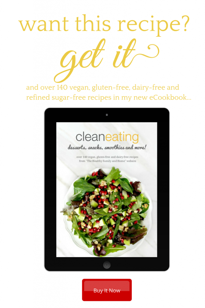 Clean Eating eCookbook | The Healthy Family and Home