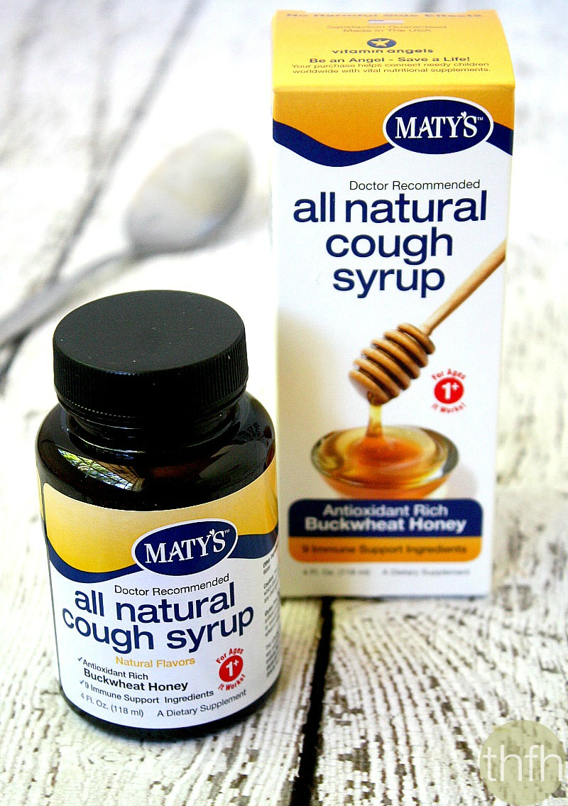 Maty's All Natural Cough Syrup Review | The Healthy Family and Home