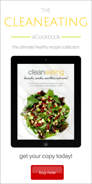Clean Eating: Desserts, Snacks, Smoothies and More! eCookbook