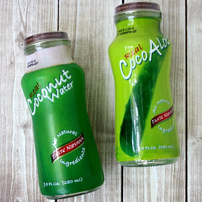 Taste Nirvana Coconut Water | The Healthy Family and Home