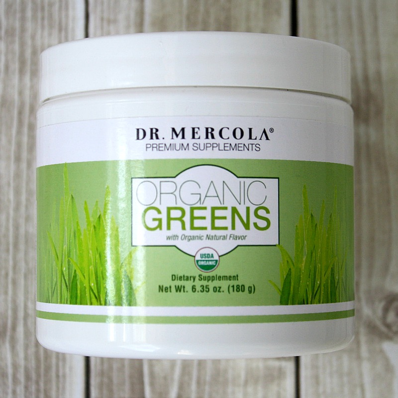 Organic Greens from Dr. Mercola | The Healthy Family and Home