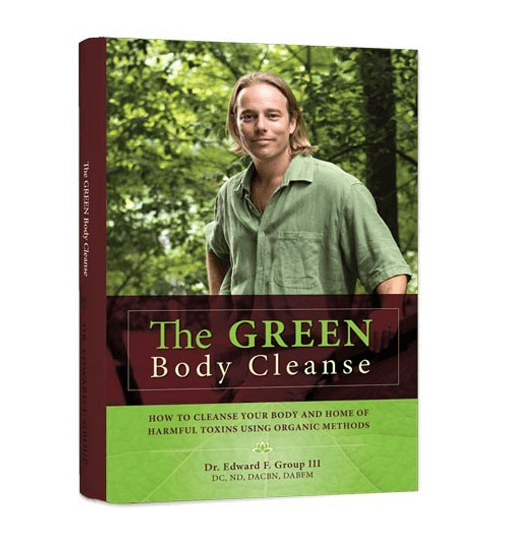 The Green Body Cleanse Book by Dr. Group | The Healthy Family and Home