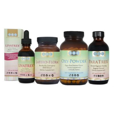 Body Cleanse Advanced Kit from Global Healing Center | The Healthy Family and Home