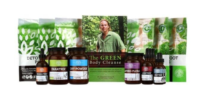 Global Healing Center 9-Step Body Cleanse Kit | The Healthy Family and Home