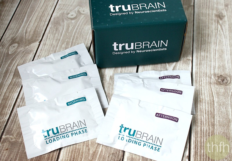 TruBrain Review | The Healthy Family and Home