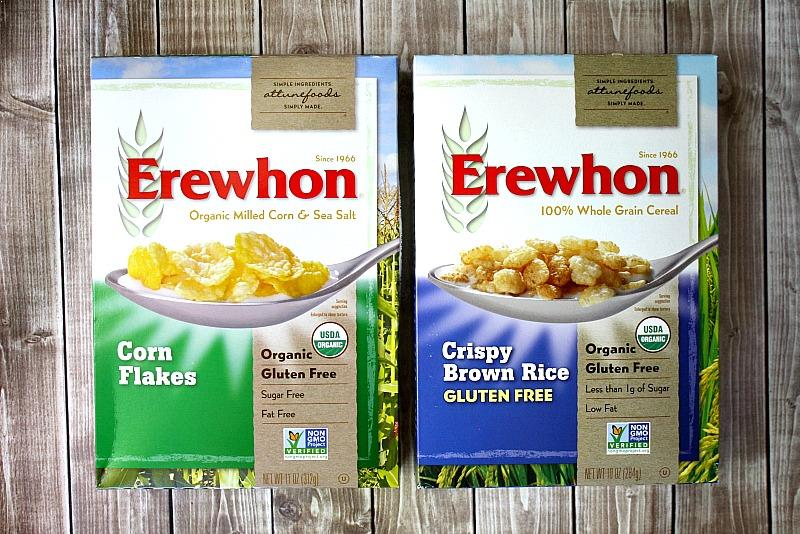Erewhon Cereals   The Healthy Family and Home