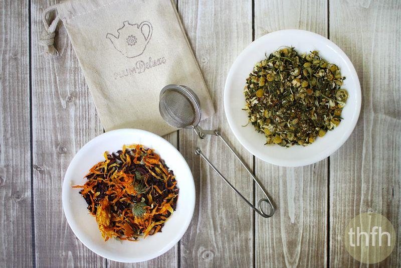 Plum Deluxe Teas | The Healthy Family and Home