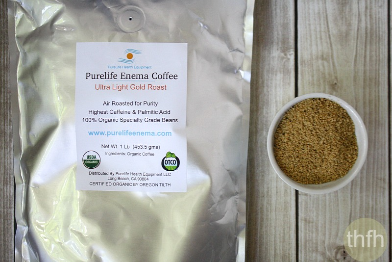 Purelife Enema Coffee | The Healthy Family and Home
