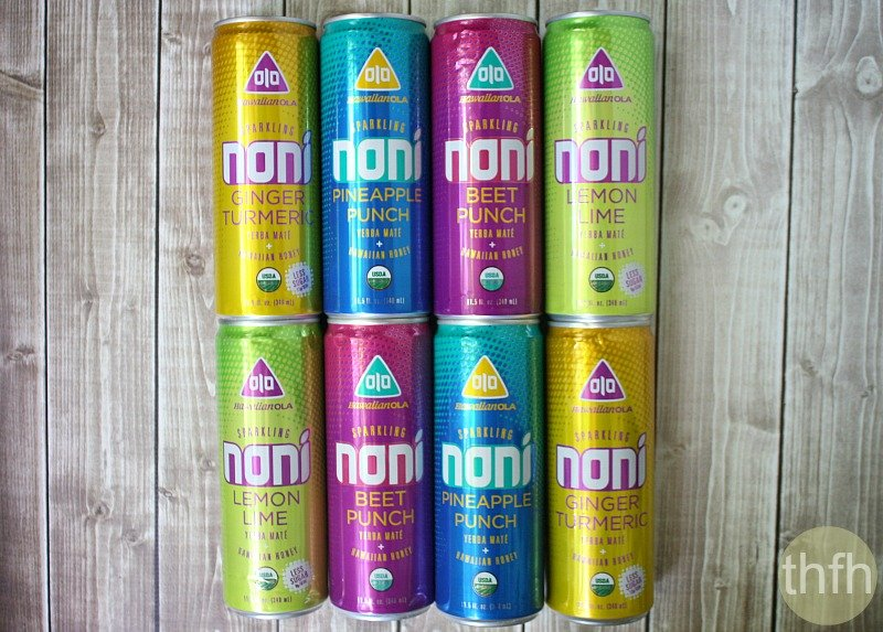Sparkling Noni | The Healthy Family and Home