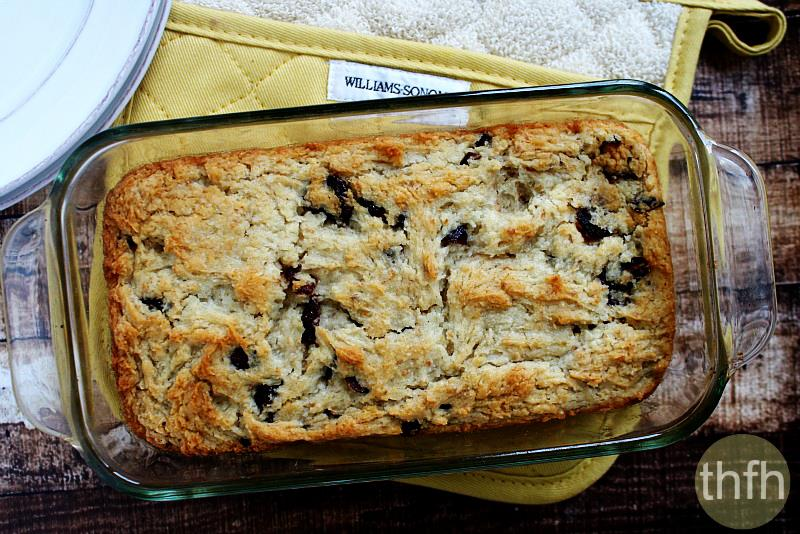Gluten-Free Vegan Cranberry Orange Bread   The Healthy Family and Home