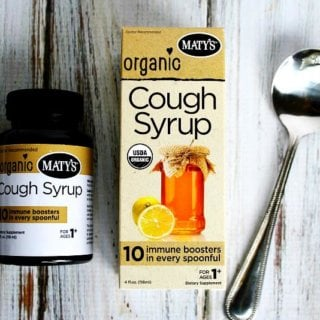 Maty's Organic Cough Syrup Review | The Healthy Family and Home