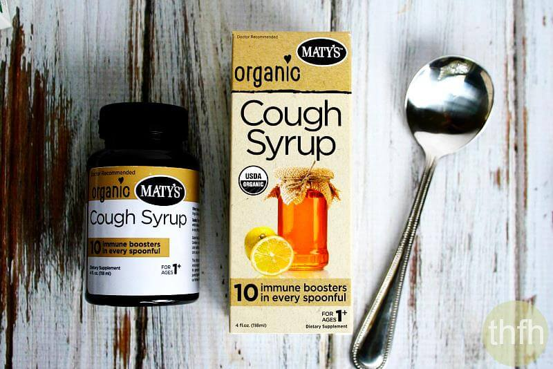 Maty's Organic Cough Syrup Review