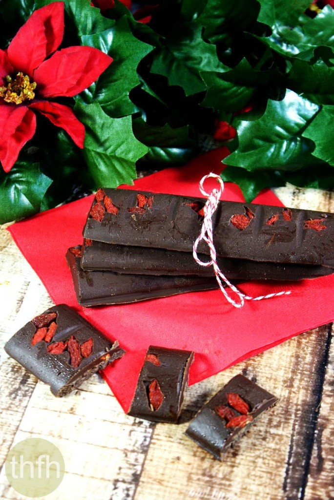 Clean Eating Chocolate Peppermint Candy Bar