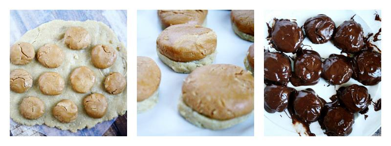 Clean Eating Copycat Peanut Butter Tagalongs | The Healthy Family and Home