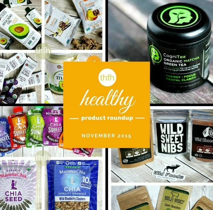 November 2015 Healthy Product Roundup