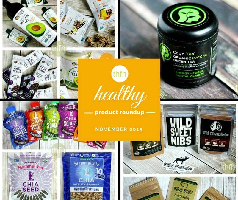 November 2015 Healthy Product Roundup | The Healthy Family and Home