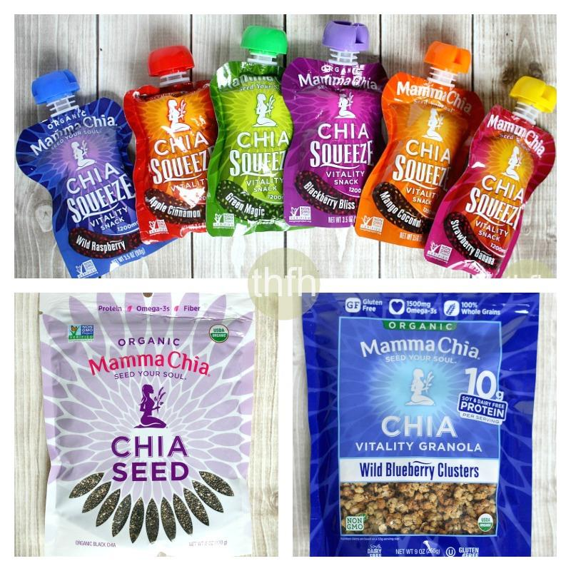 Organic Mamma Chia | The Healthy Family and Home
