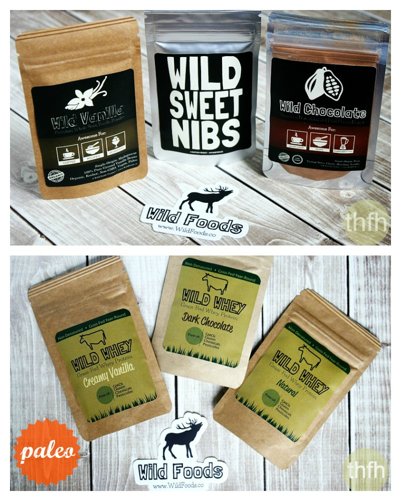 Wild Foods Organic Vanilla Bean Powder | The Healthy Family and Home