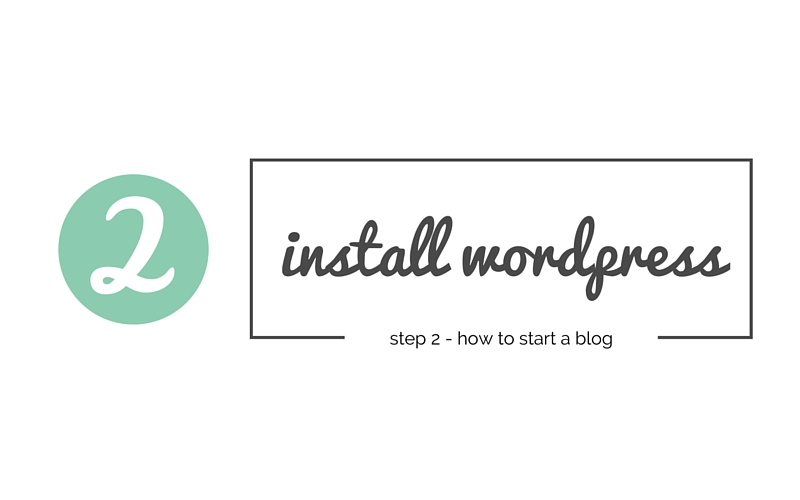 How To Start A Blog | The Healthy Family and Home