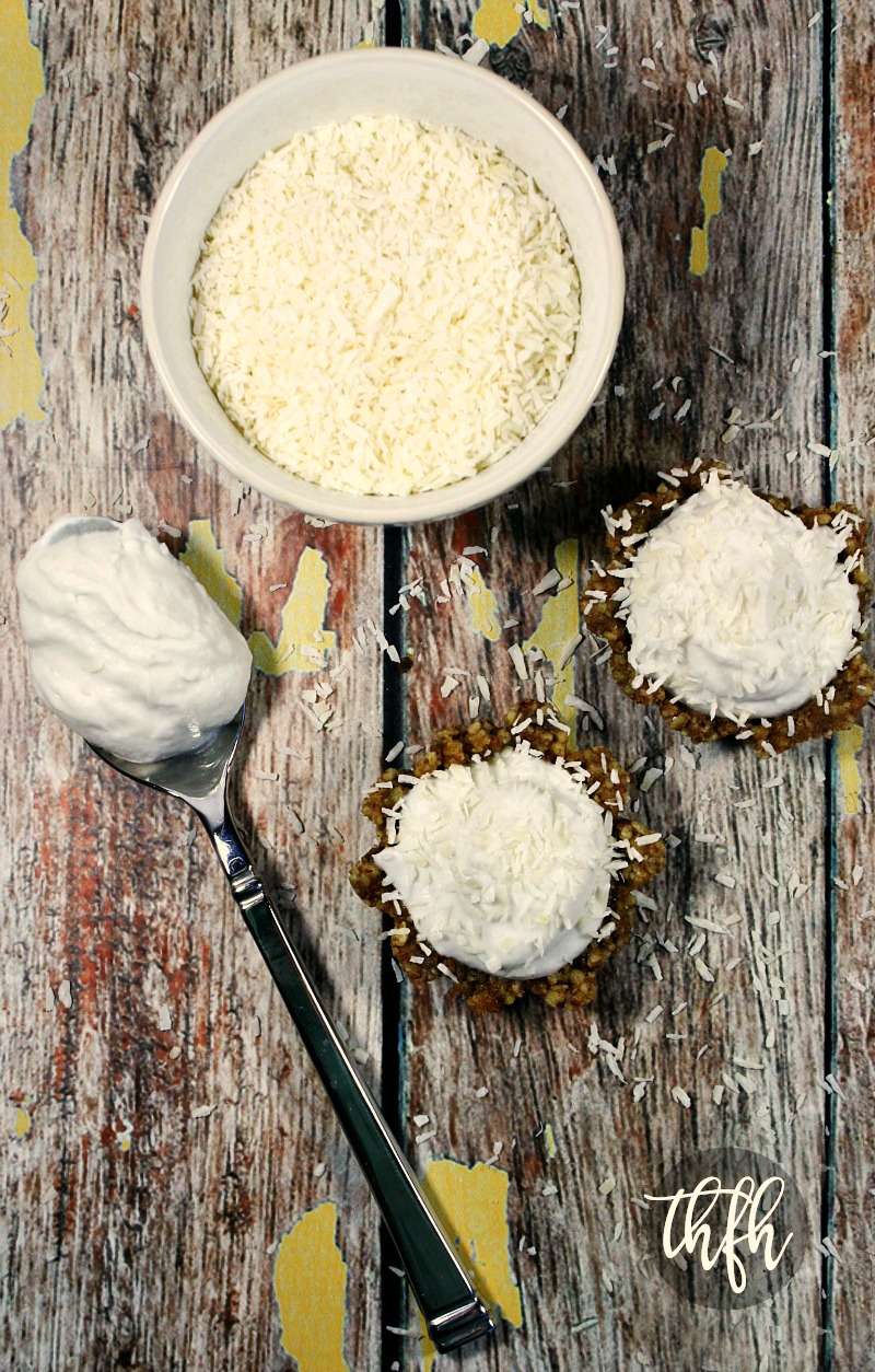 Vegan Lemon Mousse Tarts   The Healthy Family and Home
