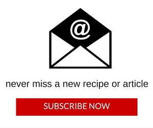Subscribe To The Healthy Family and Home Email List