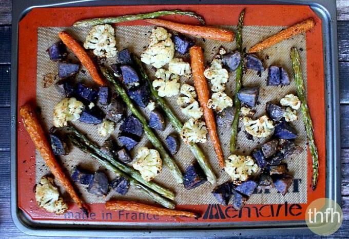 Clean Eating Roasted Vegetable Medley (Vegan, Gluten-Free, Dairy-Free, Paleo-Friendly)