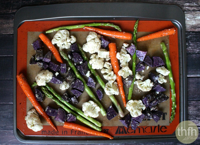 Clean Eating Roasted Vegetable Medley | The Healthy Family and Home
