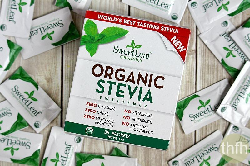 SweetLeaf Organics Organic Stevia | The Healthy Family and Home