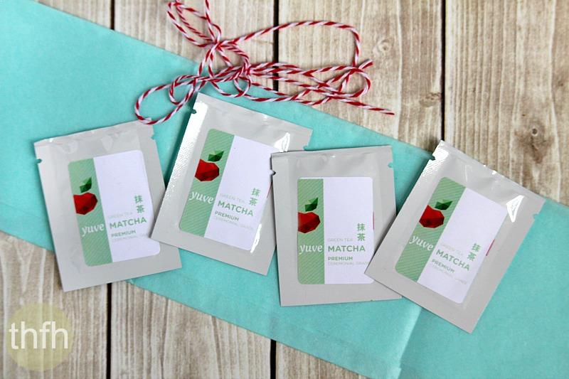 Yuve' Premium Green Tea Matcha | The Healthy Family and Home