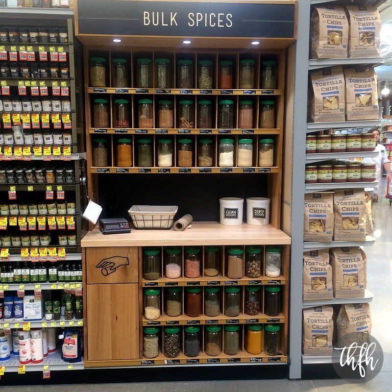 Whole Foods Market Bulk Spices | The Healthy Family and Home