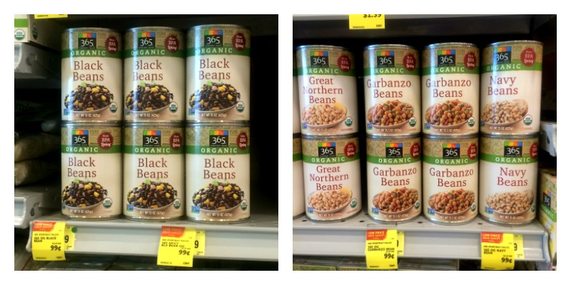 Whole Foods Market Canned Goods | The Healthy Family and Home