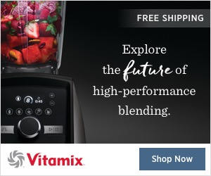 Vitamix A3500 Ascent Series High-Performance Blender | The Healthy Family and Home Affiliate Code: 06-007276