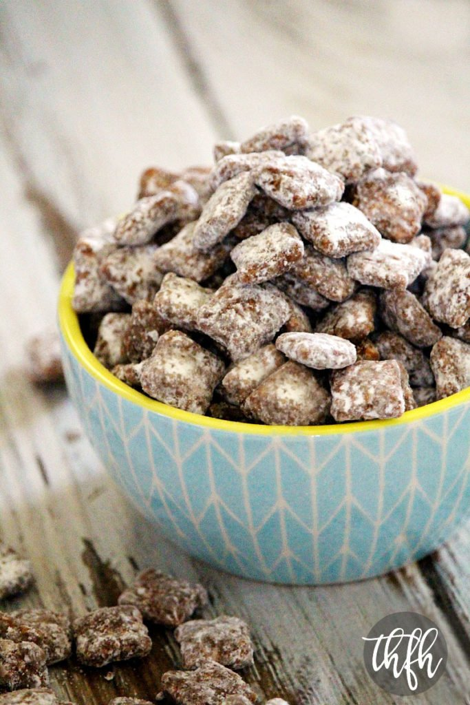 Gluten Free Vegan Quot Puppy Chow Quot The Healthy Family And Home