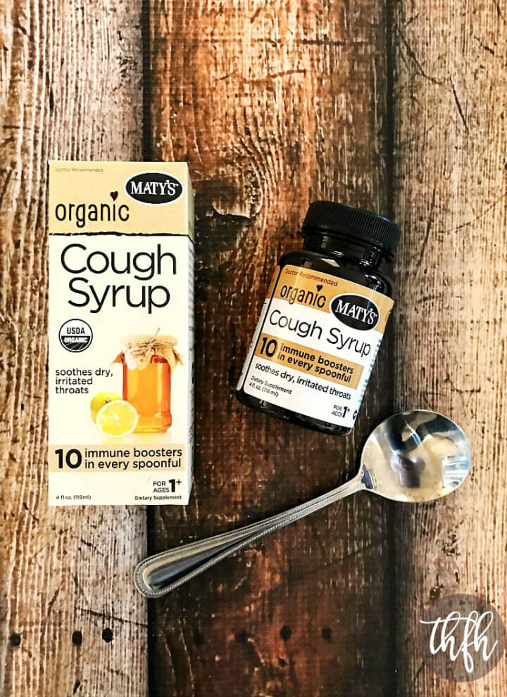 You Buy Organic Groceries...Why Not Organic Cough Syrup?