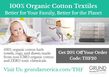 Grund Organic Towels - The Healthy Family and Home