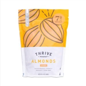 Thrive Market Almonds | The Healthy Family and Home