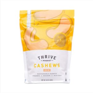 Thrive Market Cashews   The Healthy Family and Home