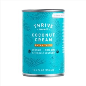 Thrive Market Coconut Cream | The Healthy Family and Home