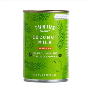 Thrive Market Coconut Milk | The Healthy Family and Home