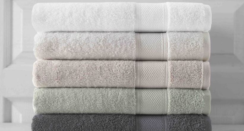GRUND America Organic Cotton Bath Towels Review | The Healthy Family and Home