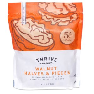 Thrive Market Walnuts | The Healthy Family and Home