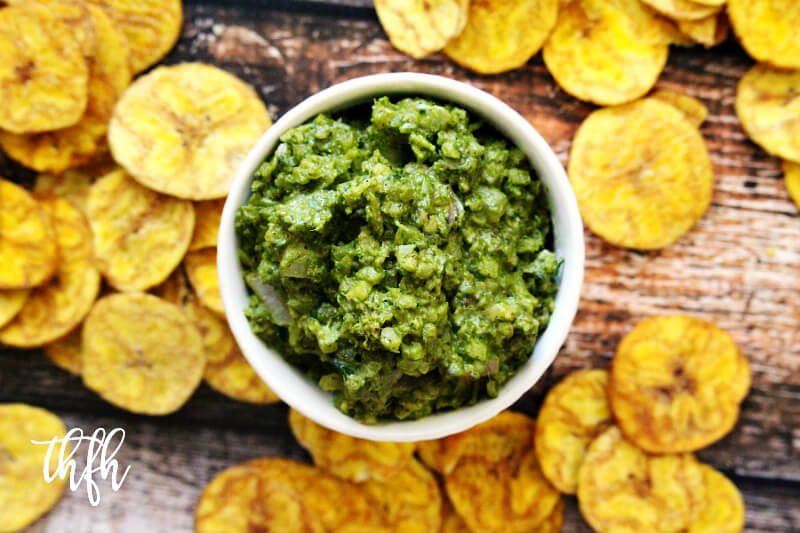 Lectin-Free Vegan Basil and Cauliflower Dip | The Healthy Family and Home