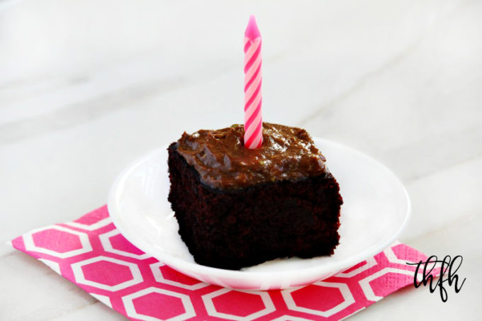 Gluten-Free Vegan Avocado Oil Chocolate Cake   The Healthy Family and Home